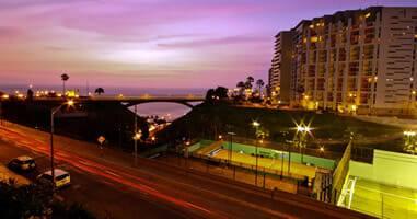 Miraflores – der Stadtteil der Schönen und Reichen in Lima