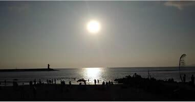 Strand von Miraflores