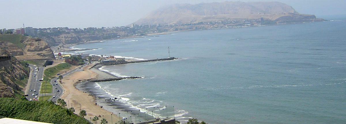 Miraflores Küste