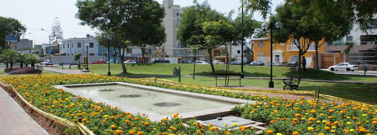 Park in Miraflores