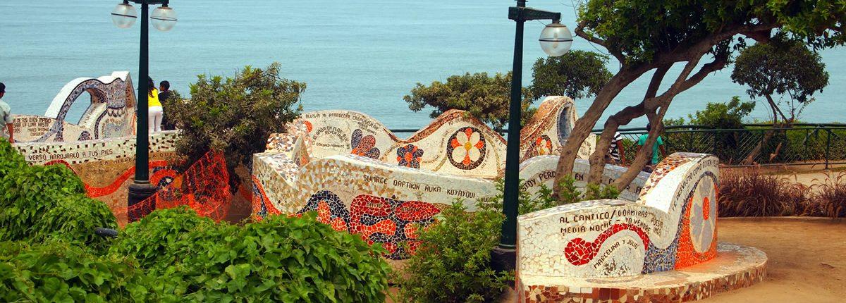 Park der Liebe in Miraflores