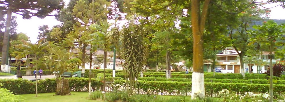 Park von Oxapampa