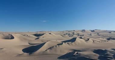 Sand Dünen vor Ica