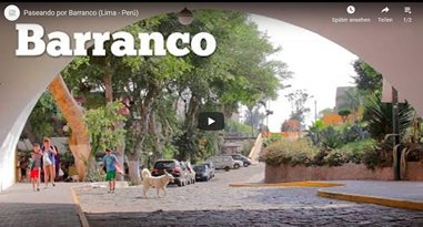 Videos Barranco