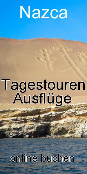 Nazca Touren Ausflüge
