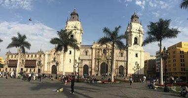 Kathedrale von Lima Peru