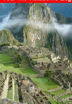 Machu Picchu Tour mit Vistadome Zug