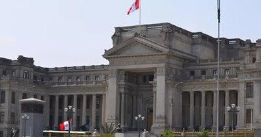Palast des Präsidenten von Peru