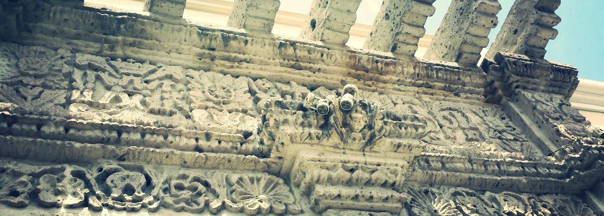Arequipa Architektur