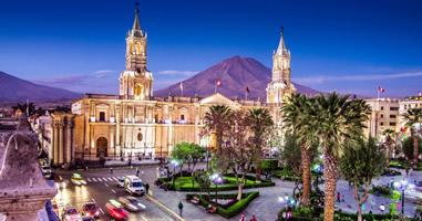 Arequipa - die