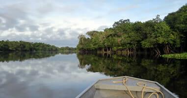 Amazonas und Regenwald in Peru