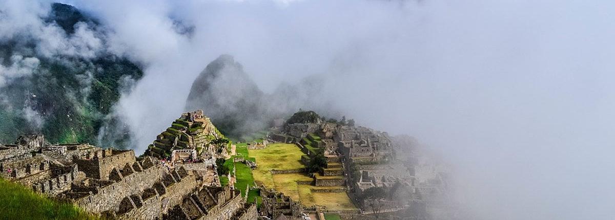 Geheimnisvolles Machu Picchu