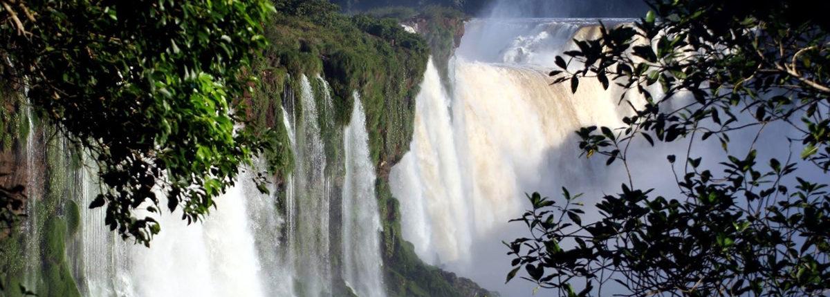 Iguazú Brasilien