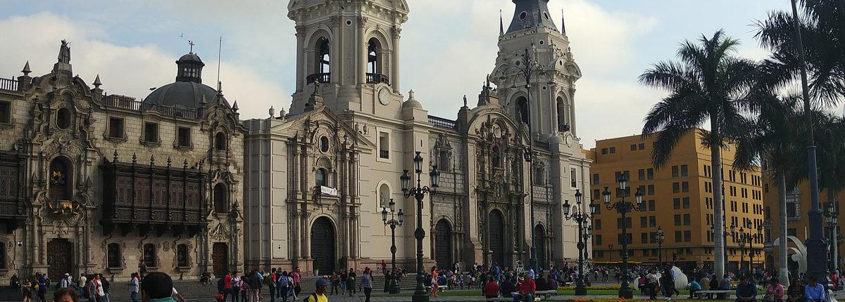 Die Kathedrale von Lima: Zeugnis der spanischen Kolonialisierung Perus