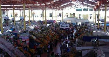 Mercado de San Camilo in Arequipa