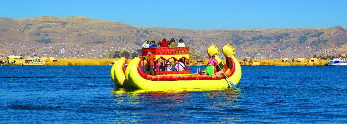 Peru Clásico - die klassische Rundreise Titicacasee