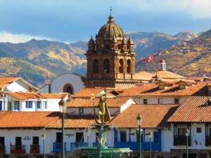 Cusco stadt