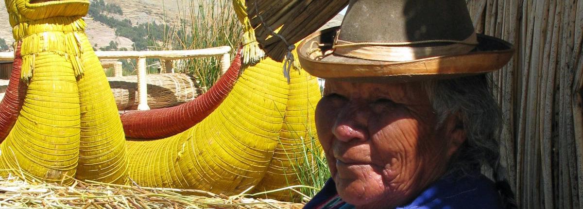 Peru Clásico - die klassische Rundreise uros
