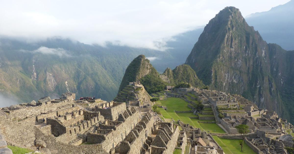 Reiseziel Machu Picchu