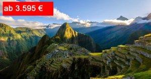 Reiseangebot Die Vielfalt Perus auf einer Reise erleben