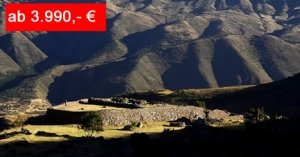 Reiseangebot Peru Trekking zum Inka Trail und Perus Sueden