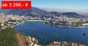 Reiseangebot Peru und Brasilien oder Anden und Meer Rundreise