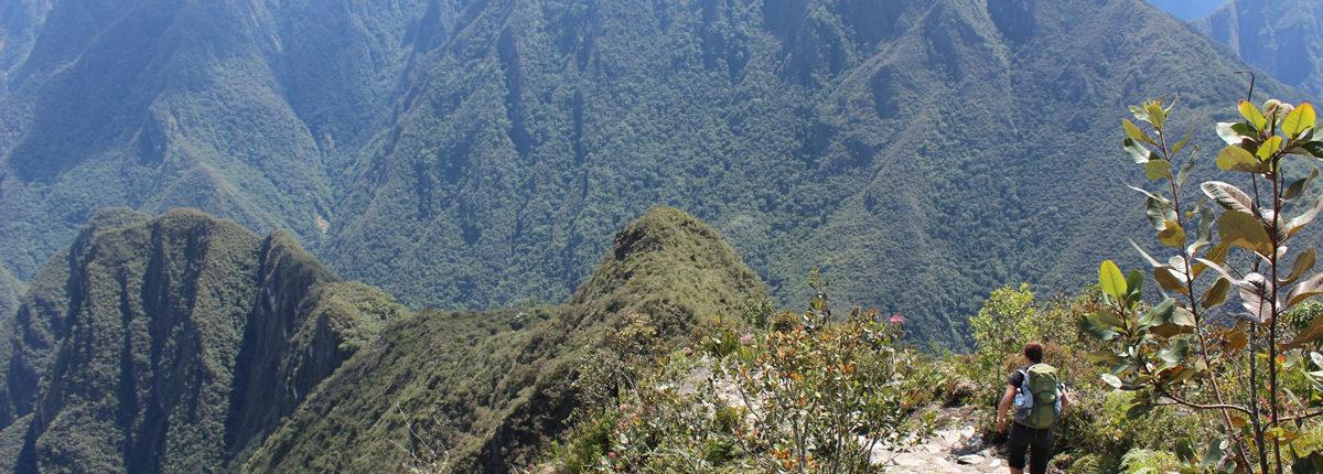 Trekking zum Inka Trail und in den Perus Sueden