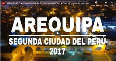 Videos Arequipa Peru