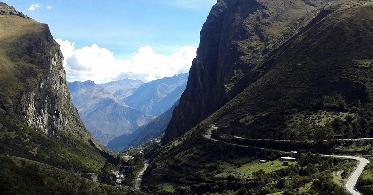 Wanderungen in den Anden und Radfahren in Lima
