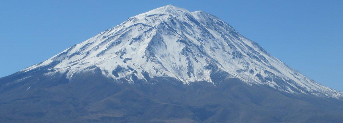 arequipa-misti vulkan
