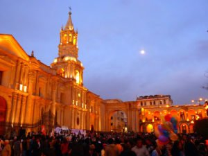 Arequipa Stadt