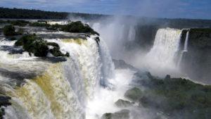 Iguazu Waterfalls Brasilia