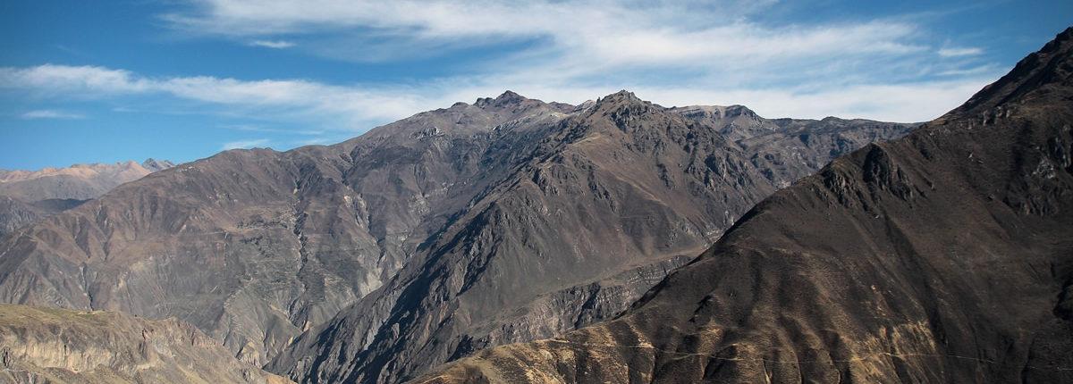 mountains machu pichu peru