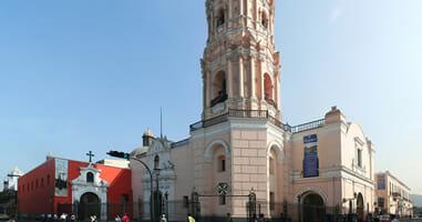 Basílica y convento de Santo Domingo Lima Peru