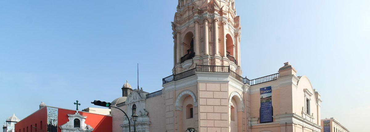 Basílica y convento de Santo Domingo