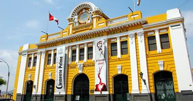 Casa de la literatura peruana Kulturzentrum Lima