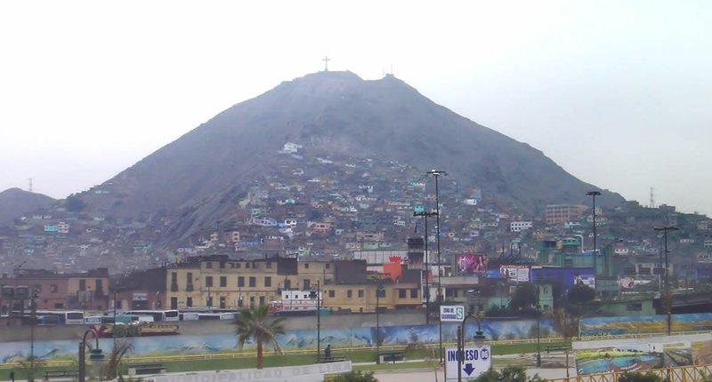 """Limas """"Hausberg"""" – Der Cerro San Cristobal"""