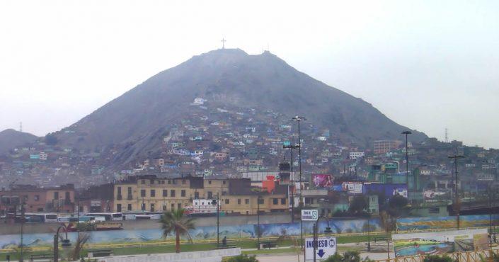 """Limas """"Hausberg"""" - Der Cerro San Cristobal"""