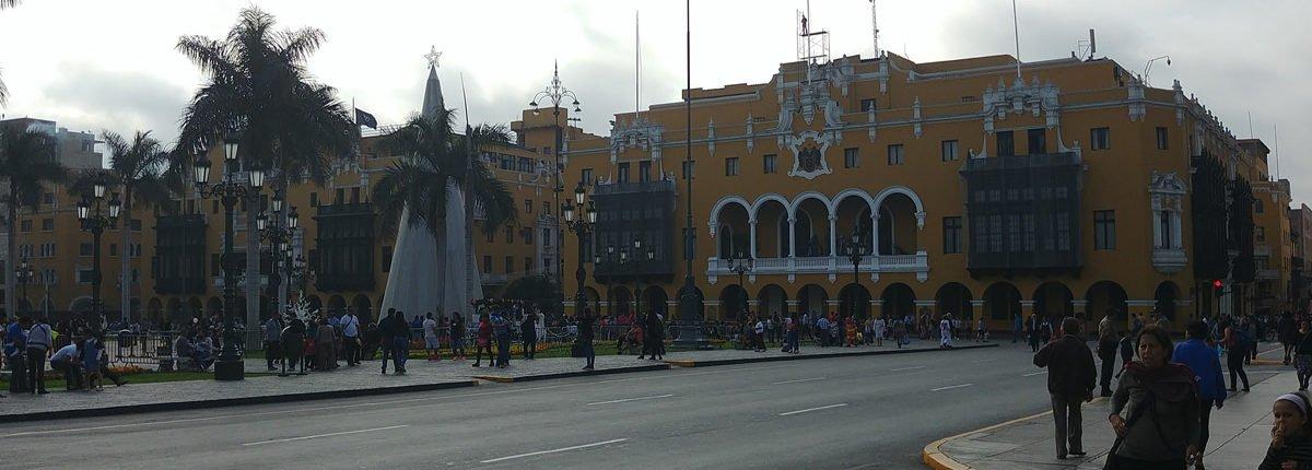 Der Club de la Unión in Lima - exklusiver Treffpunkt