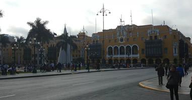 Club de la Union Lima Peru