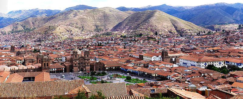 Cuzco - Anreise zum Machu Picchu