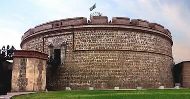 Fortaleza del Real Felipe in Callao Lima