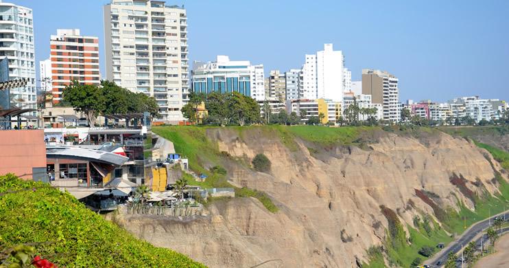 Larcomar Lima Peru