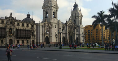Lima Plaza Mayor
