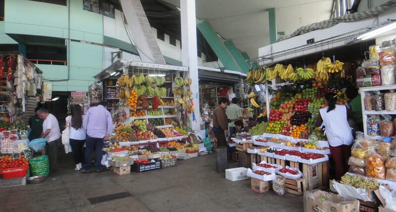 Limas Marktplätze