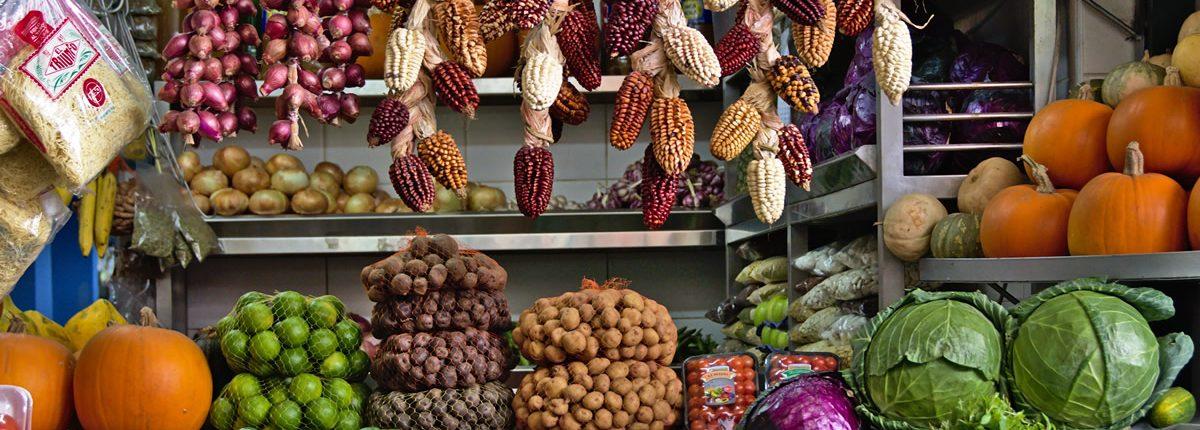 Mercado Numero Uno in Surquillo