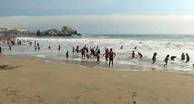 Punta Negra Lima Peru