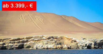 Reiseangebot Studienreise Auf den Spuren der Inkas - Reise durch Perus Vergangenheit