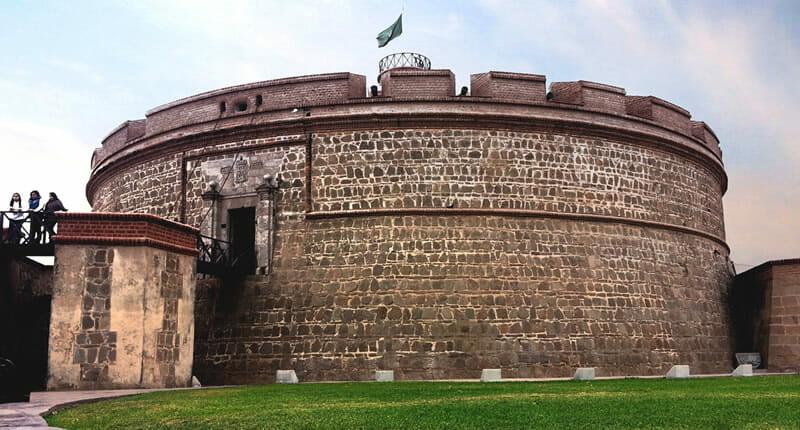 Torreon del Rey Fortaleza del Real Felipe