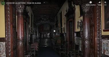 Videos Casa de Aliaga Lima